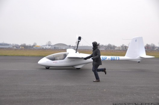 First Polish Electric Motorglider - Sustainable Skies
