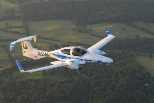 Centaur, a Davis DA-42 with autonomous aspirations