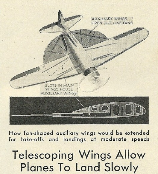 dan raymer telescoping wings
