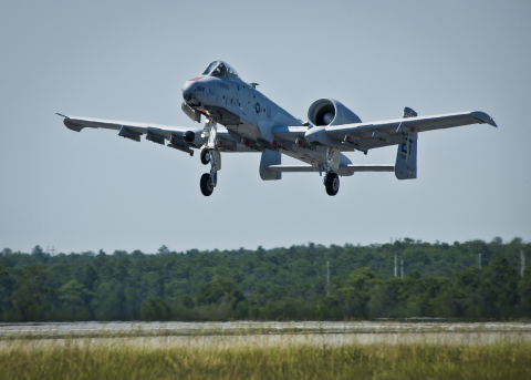 A-10 Warthog flew on Gevo isobutanol mix in 2012