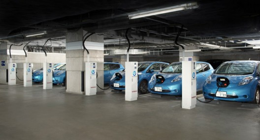 Leafs line up to power building, get recharged when electricity costs drop
