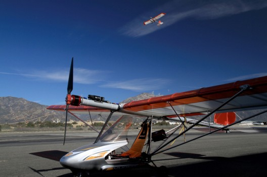 Will the single seat GreenWing International ultralight be allowed to fly?