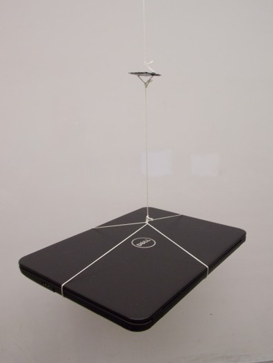 Supercapacitor holds up heavy laptop without affecting its electrical capabilities