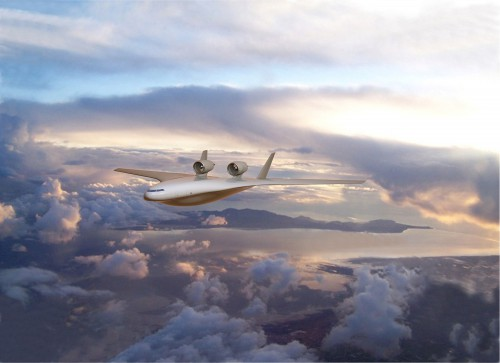 NASA's Environmentally Responsible Aviation (ERA) Project is one aspect of creating the next generation of clean aircraft