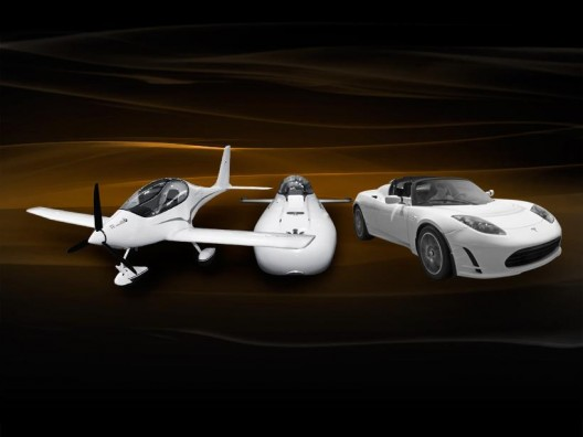 What type of aircraft will capture the public imagination as Tesla did with its Roadster?