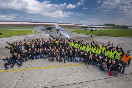 Solar Impulse 2 will require a great ground game, too, with a team to match