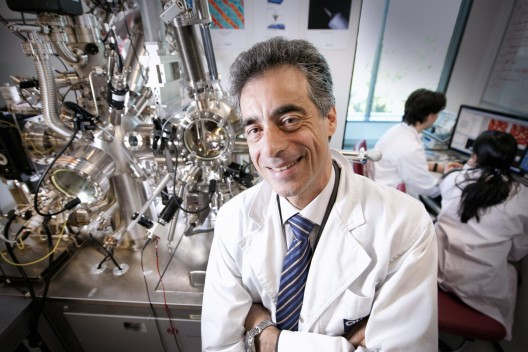Queensland University's Supercapacitor Laboratory and its head, Dr.