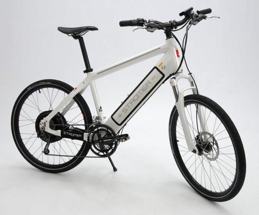 Stromer ST-1, the bike that chases Solar Impulse all over the world