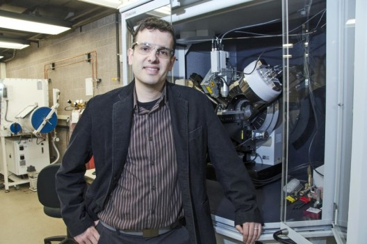 Jordi Cabana, Assistant Professor at UIC. leading his team's research on the use of magnesium in batteries - potentially doubling energy over lithium batteries