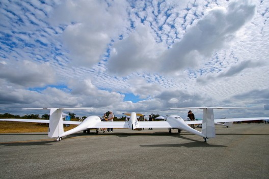 Pipistrel's Taurus G4, winner of GFC I.  We hope for many more Challenges and even greater progress.