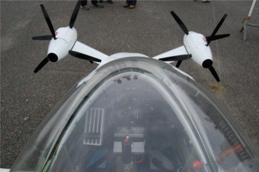 "The ""Green"" Cri-Cri may seem a strange airplane on which to start in electric aviation, but its four 5.5 kW motors provided data at low-budget costs"