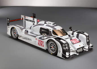 Porsche's 919 surprised Audi team this year at Le Mans