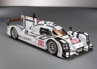 Porsche's 919 surprised Audi team this year at Le Mans