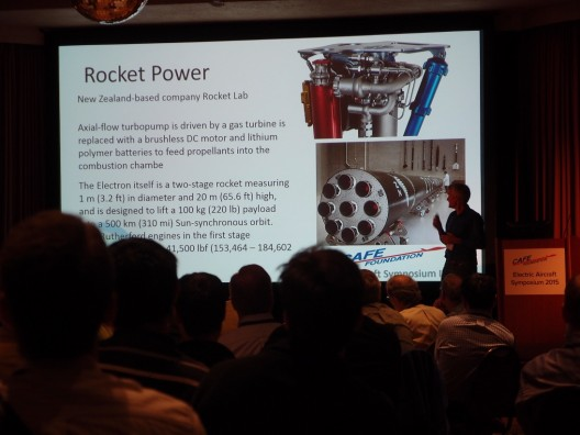 Lithium-battery powered turbo pump was more efficient in delivering rocket fuel