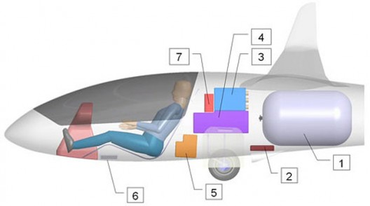 Hydrogenius as originally conceived