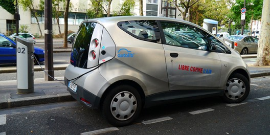 Solid-state batteries have been running on the streets of Paris for years in Bollore' Blue Cars