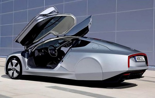 If only the batteries were as good as the concept cars. VW XL1 hybrid promised 107 mpg