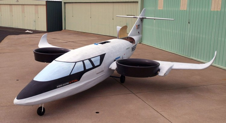 A 2/3-Scale XTI TriFan 600 Hovers Successfully - Sustainable Skies
