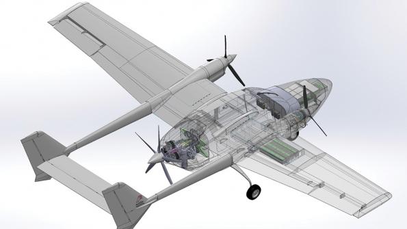 Volt Aero Cassio Hybrid – From France - CAFE Foundation Blog