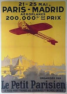1911 Paris to Madrid air race